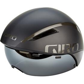 Giro Aerohead MIPS Fietshelm, black/titanium